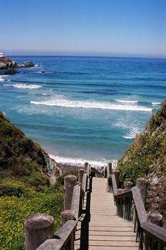 Big Sur, California- Sand Dollar Beach- a big part of my heart is here