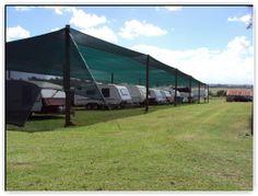 Outdoor caravan storage Caravan, Storage, Outdoor, Purse Storage, Outdoors, Larger, Outdoor Games, The Great Outdoors, Motorhome