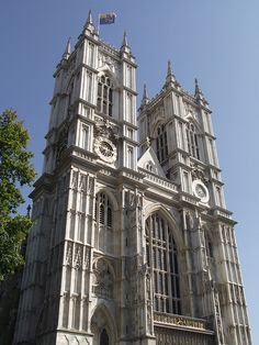 My favourite building in London - gorgeous! Westminster Abbey
