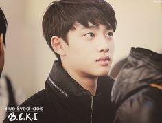 BLUE EYED K-POP IDOLS: #239  Do Kyungsoo (D.O) - EXO-K
