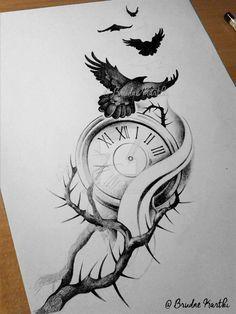 Arm Tattoo by ejthff.deviantart.com on @DeviantArt
