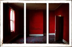 The Red Room - © Sarah Stirrup