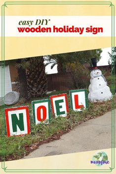 Create your own festive holiday signs with little to no carpentry skills needed! #christmasdecor #gardendecor #christmassign #diychristmaslights #yardsigns #cabinetdoorupcycle Holiday Signs, Christmas Signs, Christmas Projects, Holiday Crafts, Diy Christmas Lights, Christmas Crafts, Christmas Decorations, Christmas Ornaments, Project Ideas