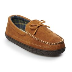 46ca0f03f3f Men s Dockers Core Boater Moccasin Slippers