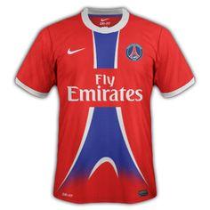 Photo : 3e maillot PSG 2012-2013, idée #37 - LudovicPSG - Blog Football.fr