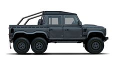 Flying Huntsman 110 6x6 Defender Double Cab Pickup. I want this truck!