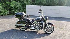 #harley 2008 Harley-Davidson Touring 2008 Harley Davidson Road King Police please retweet