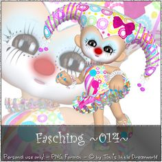 Tati's Little Dreamworld: Fasching ~014~