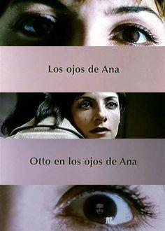 """Grandes parejas en pantalla (17): Ana y Otto (V)  (""""Los amantes del Círculo Polar - """"Lovers of the Arctic Circle"""" , Najwa Nimri y Fele Martínez)"""