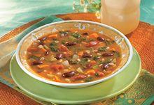 Hearty Bean & Barley Soup