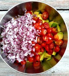 Cobb Salad, Food, Jars, Essen, Meals, Yemek, Eten