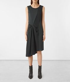 Damen Fern Dress | ALLSAINTS