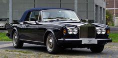 crazyforcars:   Rolls-Royce Corniche IV - Billionaire Boys' Club
