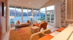 Enjoy these postcard-perfect views on a #romantic rendezvous in #NewZealand. @Visa Signature