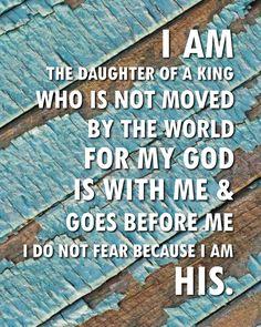 Bible verse for girls bedroom