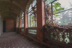 Villa 100 finestre
