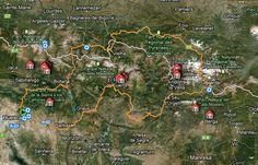 VII Ruta de los Penitentes 2012 (29 de abril) -   779,54 kilómetros - Difícil - + info en: http://es.wikiloc.com/wikiloc/view.do?id=2777966