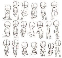 """Résultat de recherche d'images pour """"drawing poses"""""""