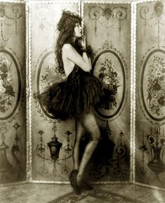 Dolores Costello / boggles the mind to think of just how few people we will ever have known