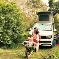 #Vanlife, #roadtripping and #camping with #kids in #Australia