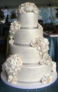 White Wedding Ideas - Wedding Ideas by mandy