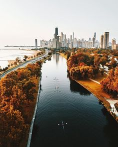 View top-quality stock photos of Autumn Skyline Of Chicago. Find premium, high-resolution stock photography at Getty Images. Oh The Places You'll Go, Places To Travel, Travel Destinations, Places To Visit, Chicago Skyline, To Infinity And Beyond, Most Beautiful Cities, Amazing Places, Adventure Is Out There