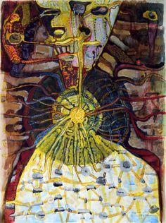 Ganczaugh Miklós (Hungary, 1946) A nagy labirintus 2004