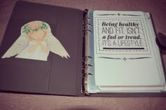 Healthy Lifestyle Planner #freedownload #inserts #health #healthylifestyle #planners #planning #planneraddict #paperlover