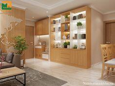 Nhiều căn hộ chung cư khi được bàn giao đã có sẵn tủ bếp. Vì vậy, khách hàng chỉ có nhu cầu tìm thuê thiết kế nội thất cho các phòng như khách, phòng ngủ và phòng ăn.