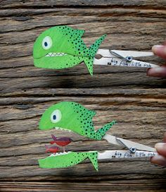 Could I possibly adapt this to teach the food chain?  Too stinkin' cute!