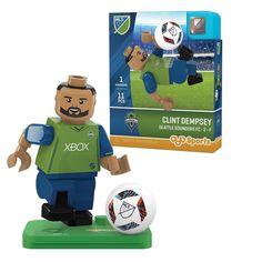 Clint Dempsey MLS OYO Seattle Sounders FC G2 Mini Figure