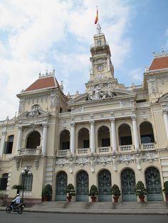 Ho Chi Minh City Hall - Ho Chi Minh City, Vietnam
