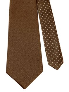 Flipmytie - Men's Brown Reversible Tie (B), $24.99 (http://www.flipmytie.com/mens-brown-reversible-tie-b/)