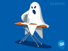 We've stumbled upon 35 Hilarious Vector Art Examples and we think you should definitely see them. LOL (aka laugh out loud) is what I felt when I first saw the images. With these, Glenn Jones, a New Zeeland based graphic designer and illustrator has se… Glenn Jones, Ghostbusters Movie, Funny Illustration, Humor Grafico, Funny Puns, Hilarious, Halloween Art, Halloween Humor, Vector Art