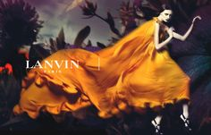 Olga Sherer for Lanvin