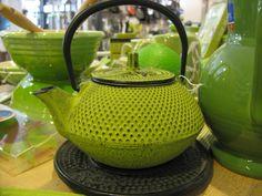 green tea kettle