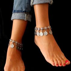 Jewelry & Watches Hospitable Rainbow Hematite Hearts Beads Ankle Bracelet Beach Festival Anklet Healing