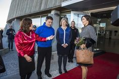 Princess Mary visit Greenland with Mary Foundation