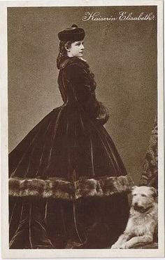 Empress Elizabeth of Austria, Queen of Hungary and Bohemia. Sissi :)