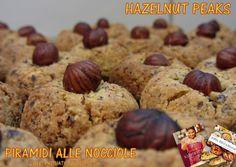 Sweet and That's it: Hazelnut Peaks (Gluten Free) - Piramidi alle Nocciole (senza glutine) Your Recipe, Mondays, Muffin, Paleo, Gluten Free, Cookies, Baking, Breakfast, Healthy