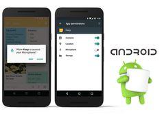 Android 6.0 Marshmallow Nexus Cihazlar İçin Yayında