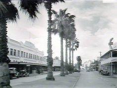 Barker Street ~ 10/1939