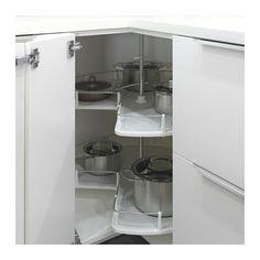 UTRUSTA Karosel kabinet dasar sudut  - IKEA