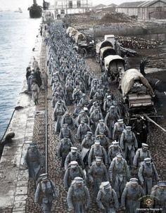 WWI, Portuguese army