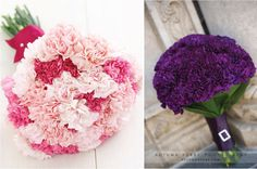 Never thought how pretty carnations can be...