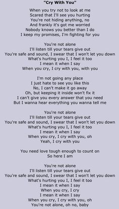 Hunter Hayes - Cry with You... pretty sure I've started to fall in love with his music <3