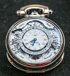 Bovet Amadeo Virtuoso VII Retrograde Perpetual Calendar Watch