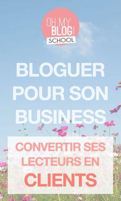 Bloguer pour son business