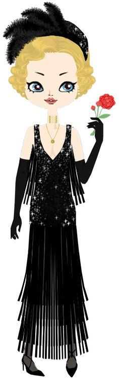 Aninha with Tango Dress by marasop on DeviantArt