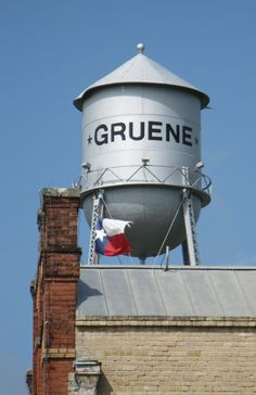 One of my favorite little TX towns
